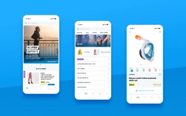 Decathlon APP